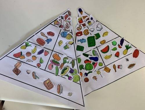 6A-Pirámide alimentícia