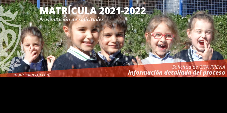 Matrícula 2021-2022